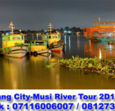 Palembang City Tour 3D2N