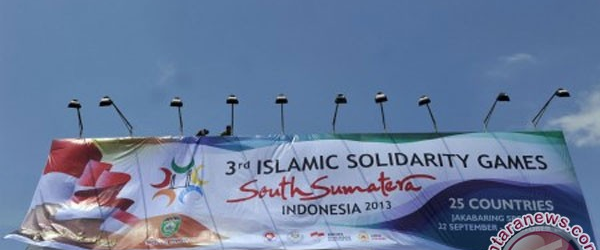 Wisata Palembang Support Event ISG Islamic Solidarity Games